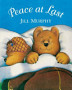 Cover Image from Peace at Last by Jill Murphy