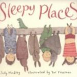 Cover Image from Sleepy Places by Judy Hindley